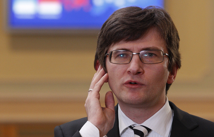 Deputy chairman of the Ukrainian Central Election Commission Andrei Magera
