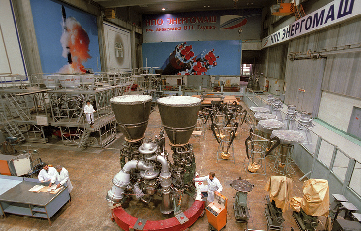 RD-180 engine (archive)