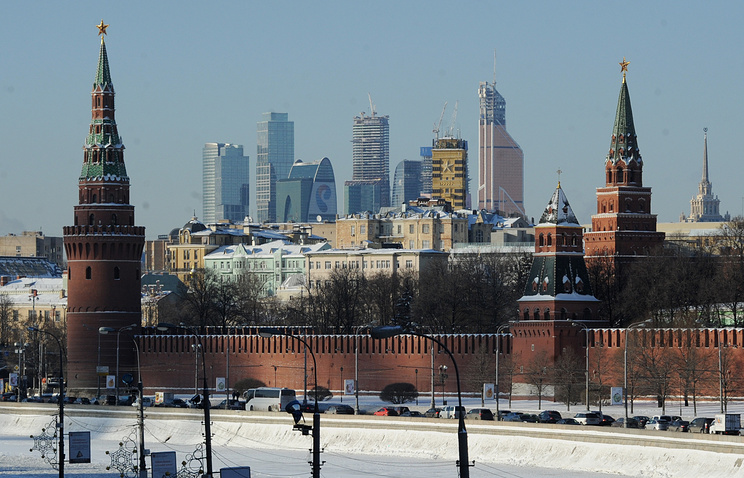 A view of Moscow