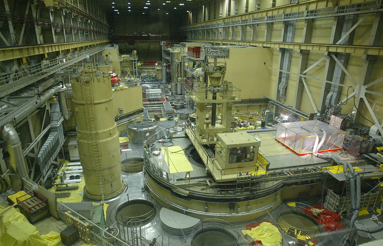 Paks Nuclear Power Plant (archive)