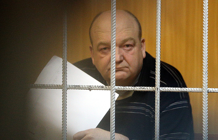 Alexander Reimer, the former director of the Russian Federal Penitentiary Service (FSIN)