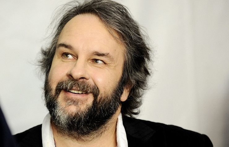 Peter Jackson, director of The Hobbit and Lord of the Rings trilogies