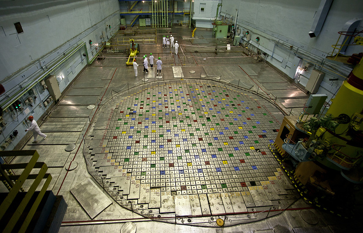 Nuclear power reactor
