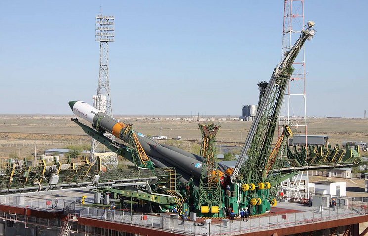 Soyuz-U carrier rocket