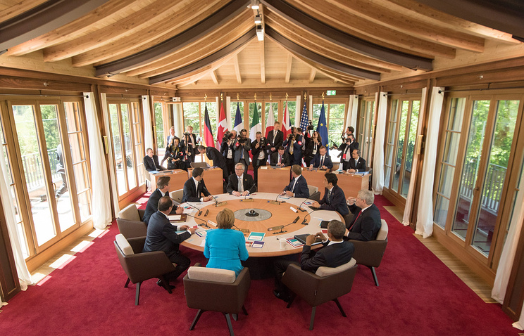 G7 summit in Germany