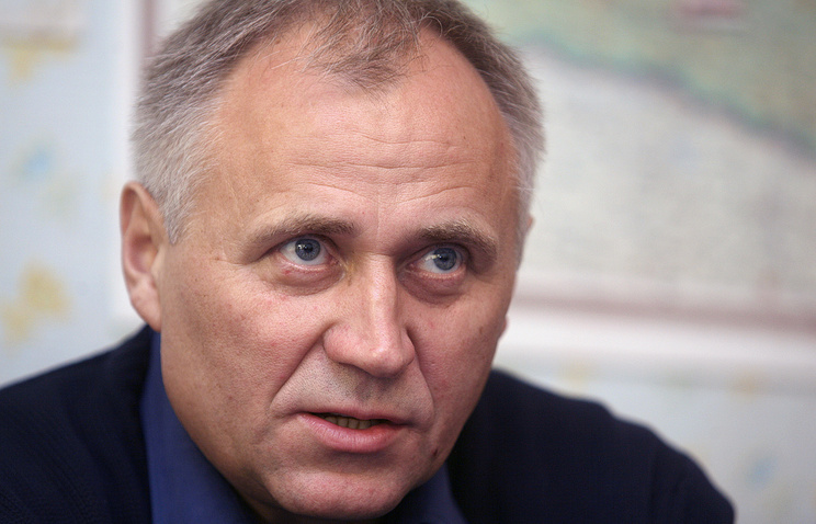 Former candidate for Belarusian presidency Alexander Statkevich