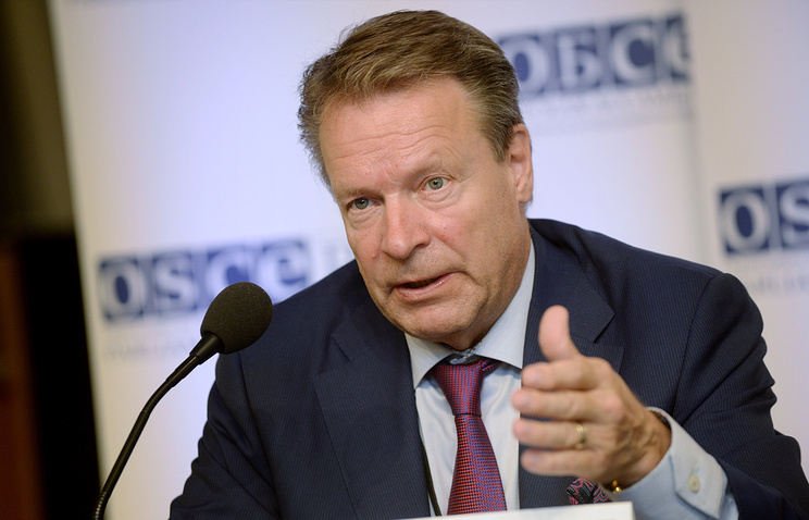 Chairman of the OSCE Parliamentary Assembly, Ilkka Kanerva