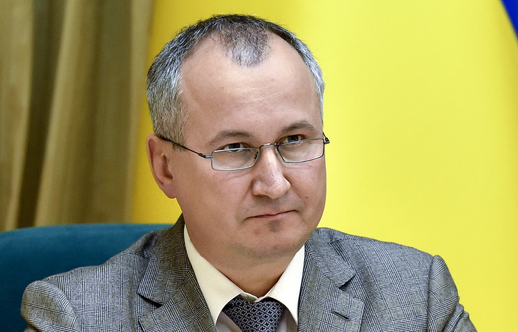 SBU head Vasily Gritsak