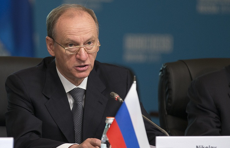 Secretary of Russia's Security Council Nikolai Patrushev