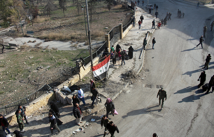 Syrian military says rebels driven from 98 percent of Aleppo
