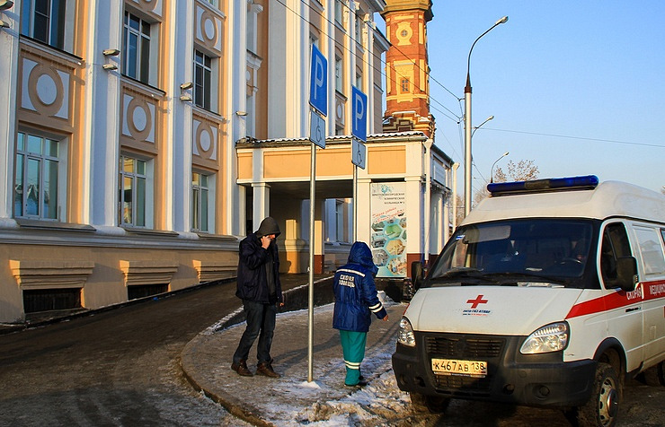 Fatal poisoning kills at least 30 in Irkutsk