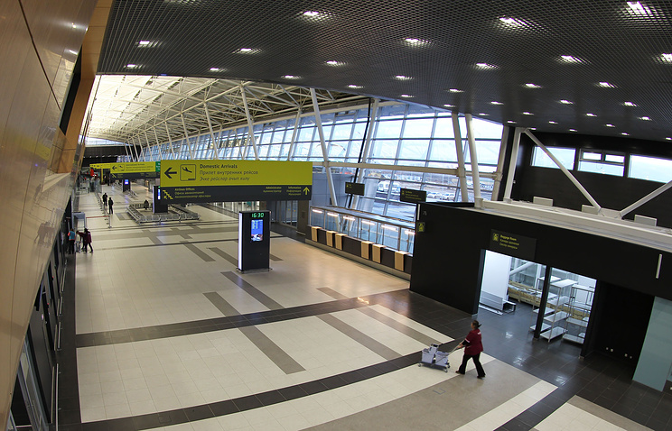 Police arrest drugged driver after 5-minute vehicle chase through Kazan airport