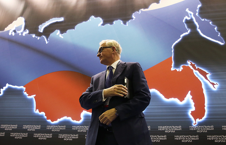 President of Russia's Union of Industrialists and Entrepreneurs Alexander Shokhin