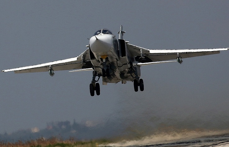 Russian jets accidentally bombed US-backed forces in Syria: US general