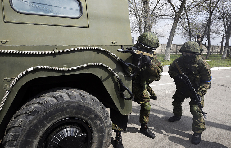 Anti-terrorist drills in Rostov region