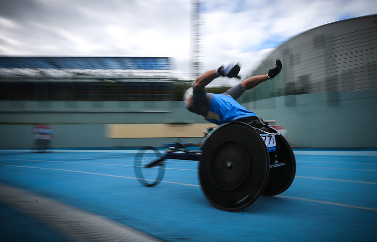 Russia facing ban from Paralympics for 2018 Games