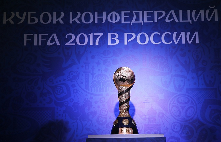 Russia, FIFA reach last-gasp TV deal for Confederations Cup
