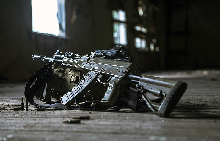 AK-12 assault rifle