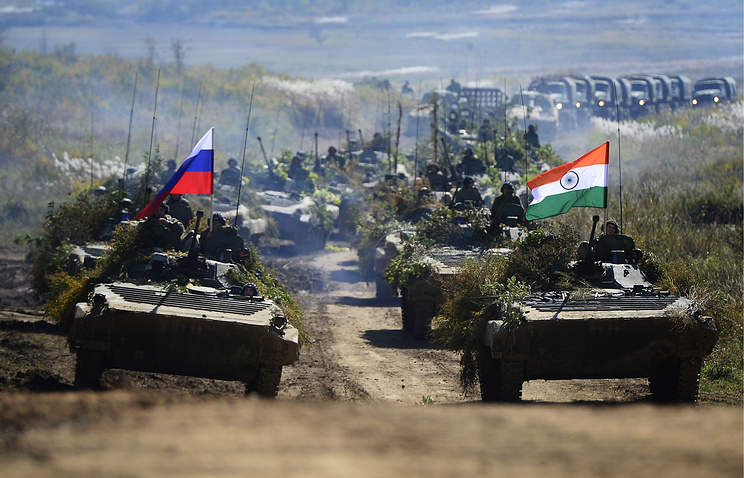 India, Russia sign roadmap to boost bilateral military cooperation