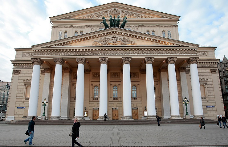 Bolshoi director denies Nureyev ballet postponed due to gay content