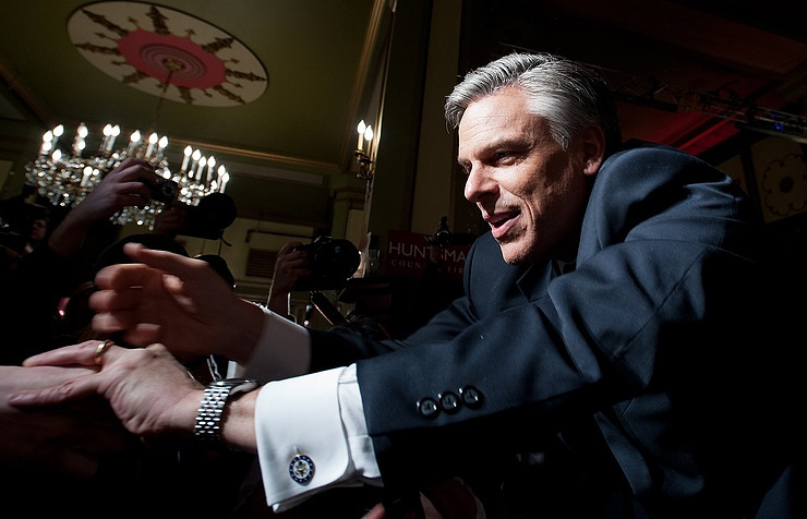 Trump Formally Nominates Huntsman as US Ambassador to Russian Federation