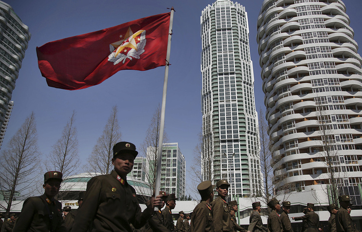 Council of the European Union  expands sanctions against North Korea