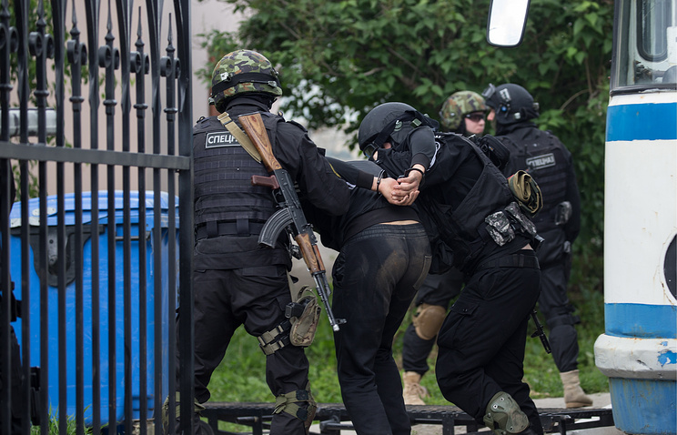 Russia's security service prevents series of terrorist attacks in Moscow region