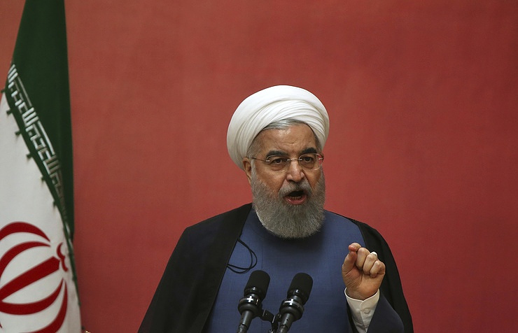 Iran to protect N-deal from US: Rouhani
