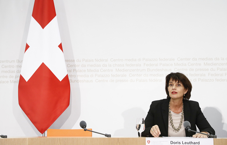 Swiss ready to mediate in North Korea crisis