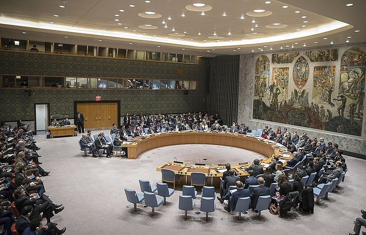 Ukraine to consider deploying United Nations peacekeepers in Donbas