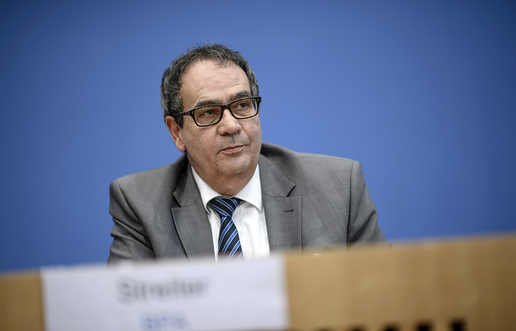 The deputy government spokesperson of the German Government Georg Streiter