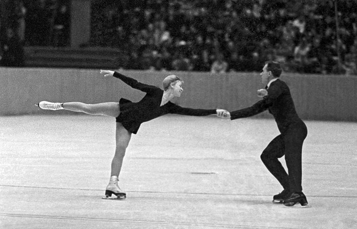 Ludmila Belousova and Oleg Protopopov
