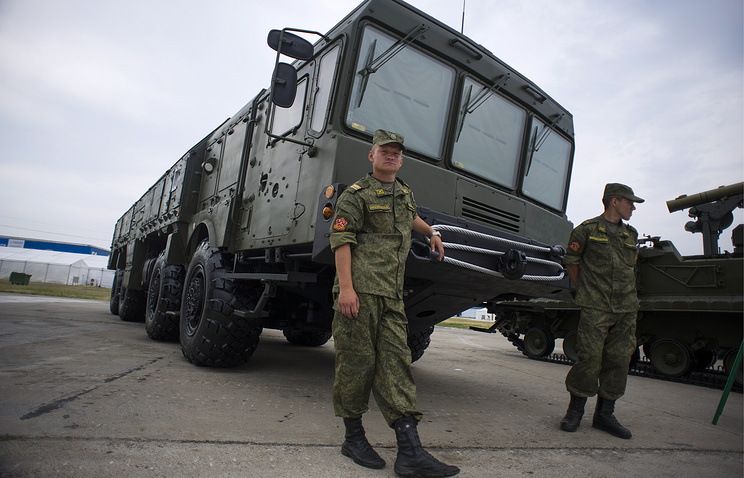 Russia Threatens More Iskanders To Kaliningrad