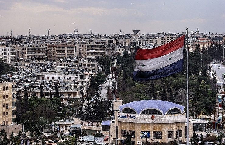 Deir Ezzor city declared fully liberated