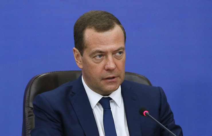 Russian PM says he talked to Trump over dinner in Manila