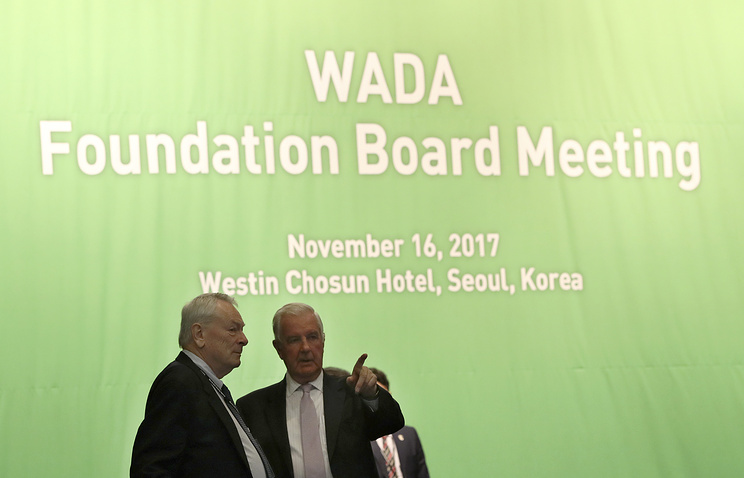 WADA finds Russia 'non-compliant', Winter Olympics participation in doubt