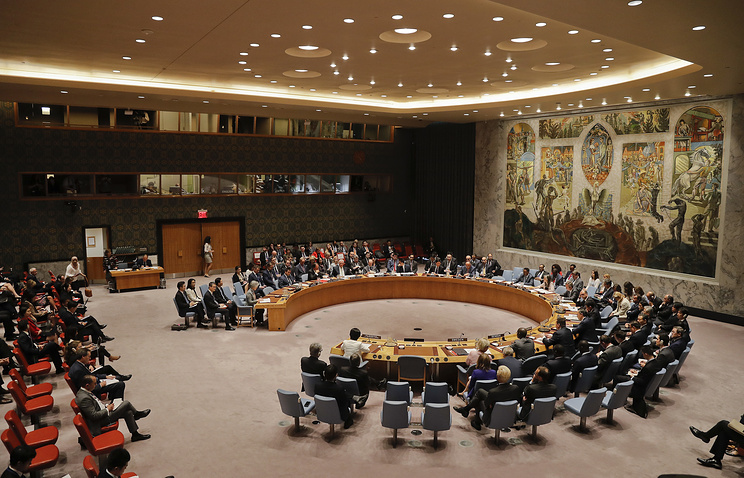 Russia, US headed for United Nations  showdown over Syria gas attacks probe