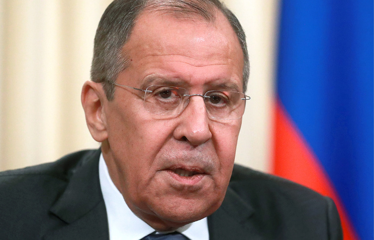 North Korea open for United States dialogue, says Russia's Lavrov