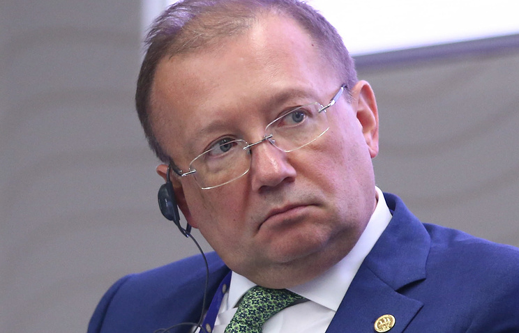 Russian Ambassador in the UK Alexander Yakovenko