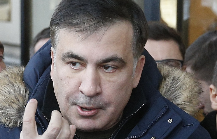 Former Georgian president Saakashvili deported from Ukraine to Poland