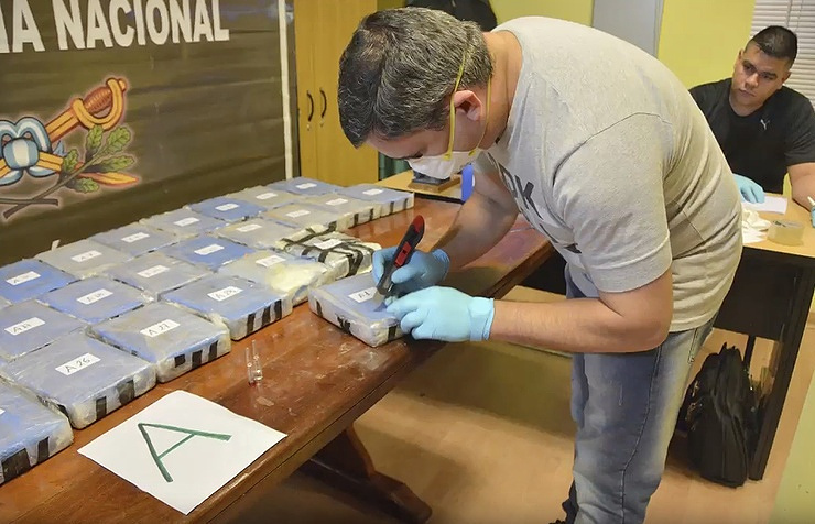 Suspected mastermind behind Argentine cocaine smuggling arrested in Germany