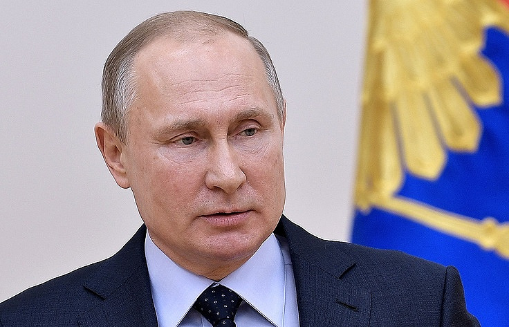 Putin: Jews might have been behind United States  election interference