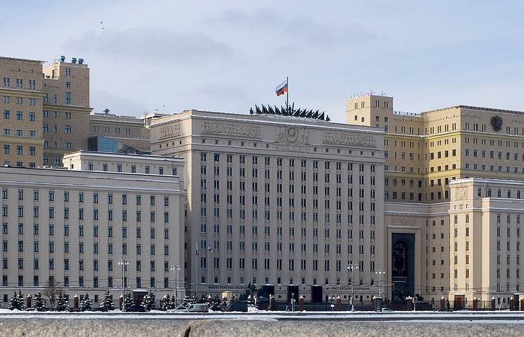 The Russian Defense Ministry