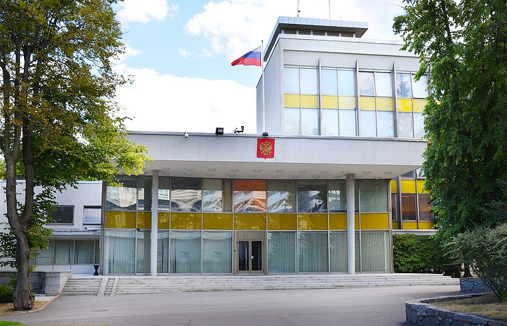 Russian Embassy in Sweden