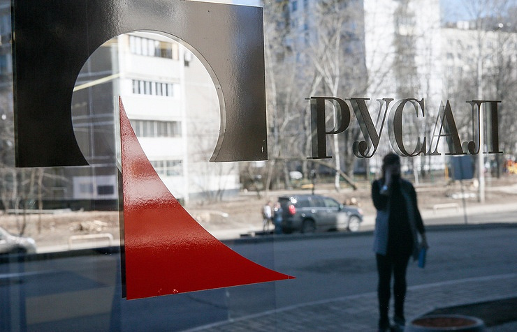 Rusal shares plunge over 40pc on U.S. sanctions
