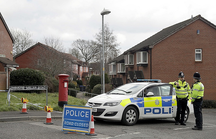 Worldwide chemical weapons group confirms 'novichok' used in Skripals' poisoning