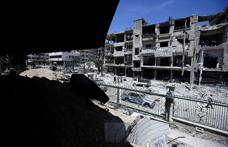 Terrorists Preventing OPCW Team From Accessing Syria's Douma - Moscow