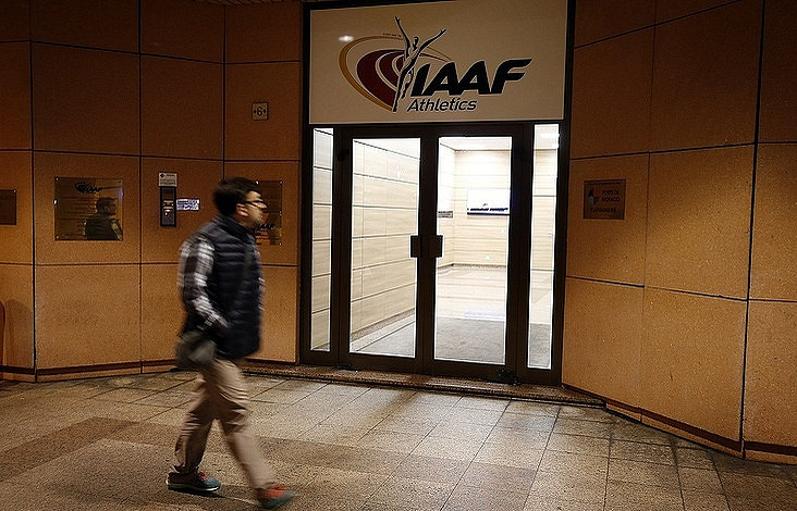 IAAF suspends five Russian walkers from competing over banned coach