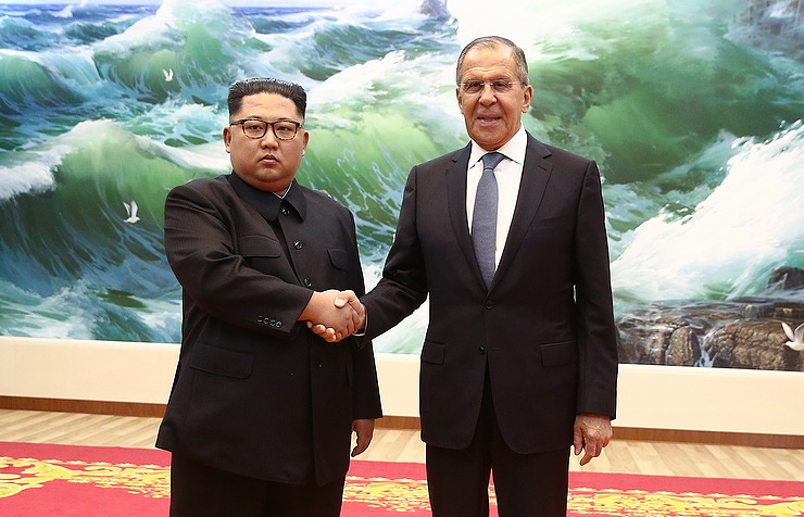 North Korea state media says Syria's Assad wants to meet Kim