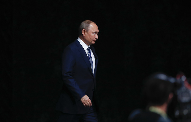 Putin's World Cup Gestures, Explained
